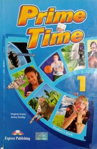 Prime time 1  , student's book