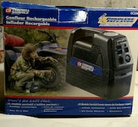Inflator - cordless rechargeable Mansfield, 02048