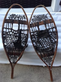 Antique Snowshoes Lawrence, 46236