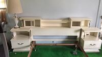 Full / Queen size bedroom furniture set Mount Vernon, 10552