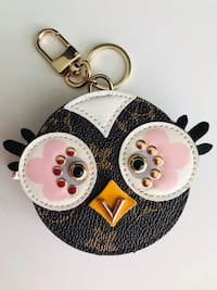 Louis Vuitton Coin Pouch Key Chain North Vancouver, V7L 2N4