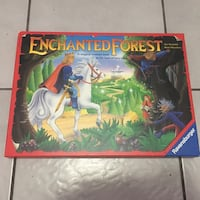 Enchanted Forest board game Cape Coral, 33904
