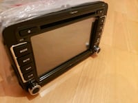 Car stereo dvd player built with gps Vancouver