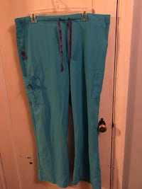 blue and green floral pants Ashland, 41102