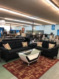 Brand New 2pc Sofa and loveseat $499 Only, No Credit Needed Finance Sacramento, 95835
