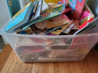 Kids books vary from baby to chapter books South Saint Paul