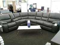 BRAND NEW GREY RECLINING SECTIONAL Norfolk, 23502