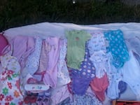 30 piece Baby girl newborn-3 months Estacada, 97023