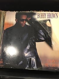 bobby brown don't be cruel vinyl record Dumfries, 22026