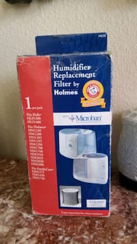 Humidifier filter new