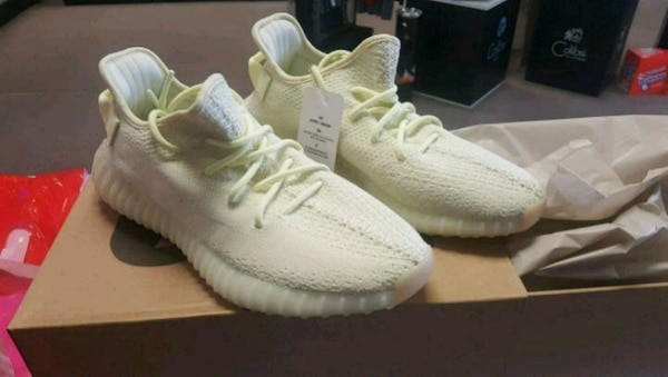 ff3993d597554 Used Adidas Yeezy Boost 350 Butter for sale in Houston - letgo