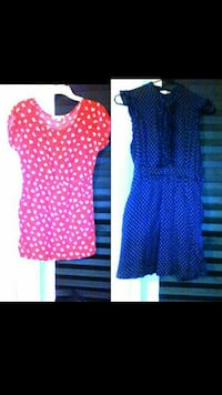 cap-sleeved small dresses