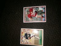 Collectables 1985 topps nfl stickers  Sacramento, 95841