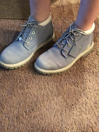 Woman's Timberland boots size 8.5 waterproof Wilmington, 19802