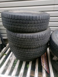 Goodyear P265 70 R17 ALL SEASON TIRES Edmonton, T6T 0C9