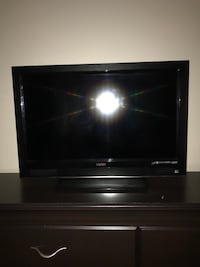 black Samsung flat screen TV Washington, 20024