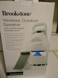 Brookstone Wireless Outdoor Speaker Milwaukie, 97222