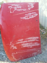 red and white wooden cabinet North Las Vegas, 89030