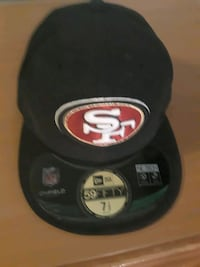 San Francisco 49ERS 7 1/2 fitted cap