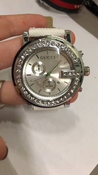 Gucci Silver watch  Frederick