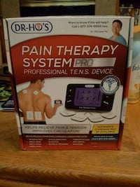 Dr .HO'S Pain therapy system pro  Surrey, V4A 1G6