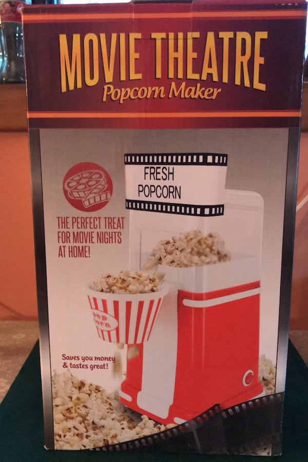Sold Movie Theater Popcorn Maker In Mount Pocono Letgo