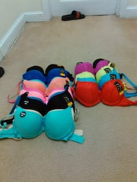 Womans bras size 34D and 36D Rockville, 20850