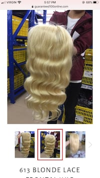 Affordable hair extensions and wigs Edmonton, T6W 0Y7