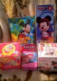 14 puzzles from 24 PC's to 50 pcs New Britain, 06051