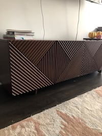 Brown West Elm Credenza Console Silver Spring, 20910