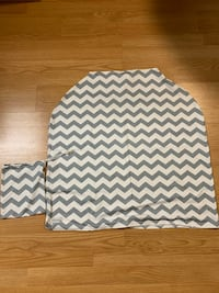 NEW Baby Car Seat Canopy/Nursing Cover Victoria, V8N 4P2