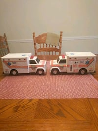 BUDDY L RESCUE AMBULANCES/ SOUNDS Allentown, 18104