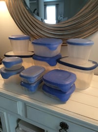 Rubbermaid containers Scugog, L9L