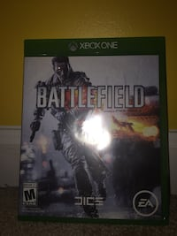 Battlefield 4 Xbox 360 game case Athens, 37303