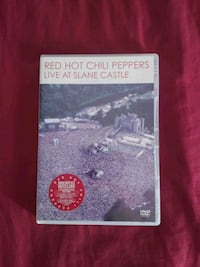 DVD RED HOT CHILI PEPPERS in SLANE CASTLE  Madrid, 28015