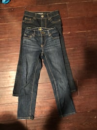 Girls jeans size 5y Jersey City, 07302