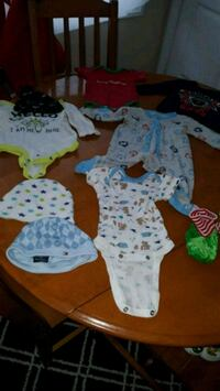 baby clothes 0-3 months. Oshawa, L1H 3X3