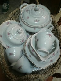 Wawel vintage china made in poland
