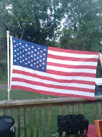 American flag Knoxville, 37917