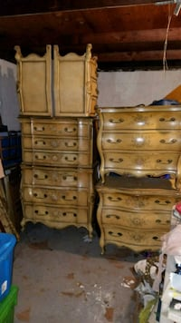 French bedroom set Jersey City, 07305
