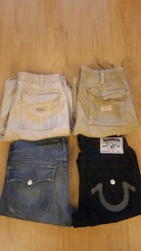 True religion size 33 Virginia Beach, 23462
