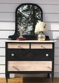 """Touch of olde"" refinished dresser Midland, L4R 1X3"