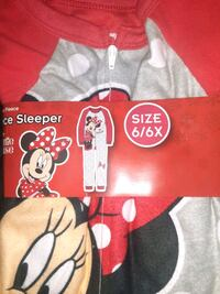 Minnie Mouse Sleeper