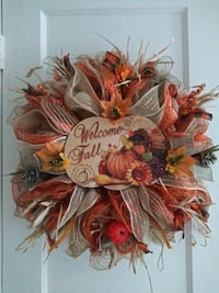 Welcome Fall Wreath Dundalk, 21222
