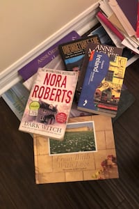 Books  All sorted  Good condition $5 for ALL some feel good reads Brampton, L7A 0K2