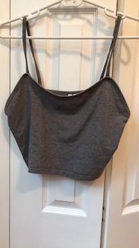 large h&m crop top Fairfax, 22032
