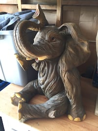 Crying Elephant Statue Sherwood Park, T8A 1Y5
