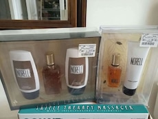 Norell toiletry set