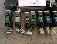 Eaton 20 amp  breaker switches  AFCI Los Angeles, 91356
