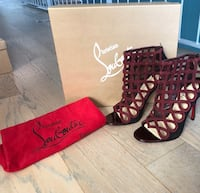 Brand New Christian Louboutin Cajac 100 Crostata Dundee West Hollywood, 90046